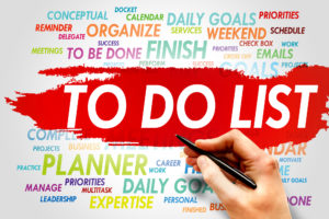 accomplish more to do list